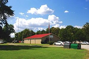 Hillsboro, Alabama - Hillsboro Town Hall