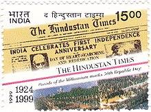 Hindustan Times - Wikipedia