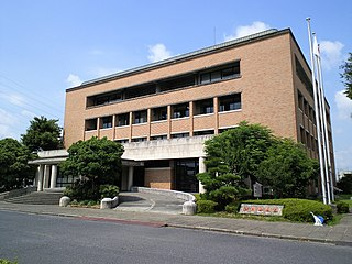 Hino, Shiga Town in Kansai, Japan