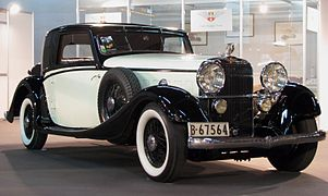 Hispano Suiza K6 France