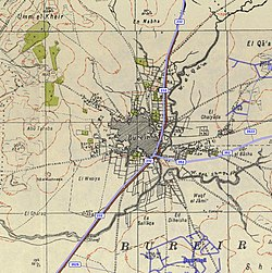 Historical map series for the area of Burayr (1940s with modern overlay).jpg
