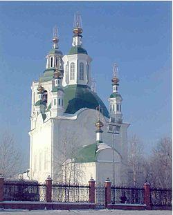 Holy Cross Church in Tyumen.jpg