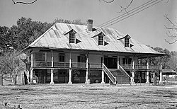Homeplace Plantation, River Road, Hahnville (St. Charles Parish, Louisiana).jpg