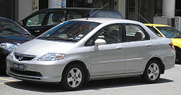 Honda City (fourth generation) (front), Serdang.jpg
