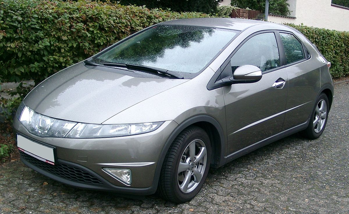 Honda Civic Wikipedie