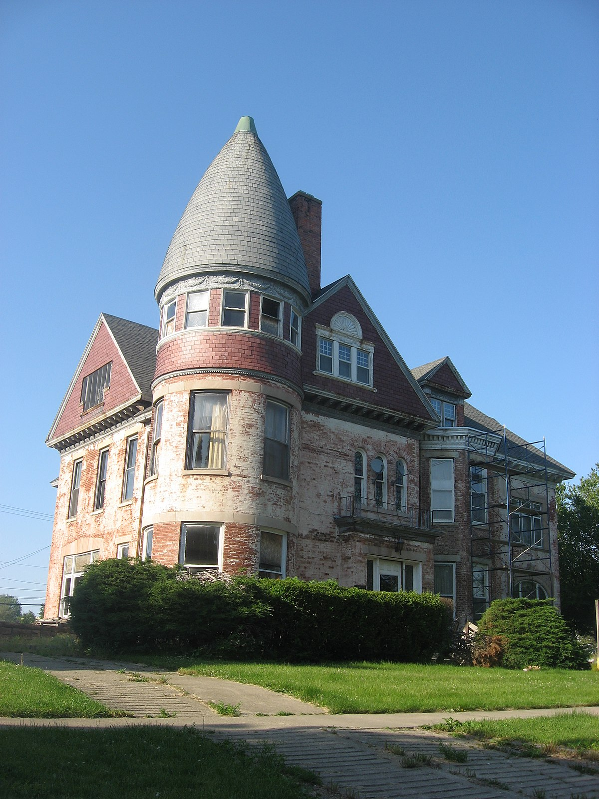 Hoopes Cunningham Mansion Wikipedia