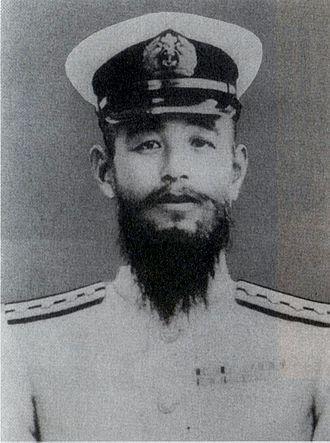 Battle of Manado - Toyoaki Horiuchi from the 1st Yokosuka SNLF