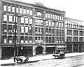 Hotel Northern, located in the Terry-Denny Building, 109-115 1st Ave S, between Yesler Way and Washington St, Seattle, ca 1905 (CURTIS 2066).jpeg