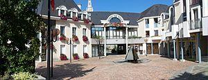 Noyal-sur-Vilaine - The town hall of Noyal-sur-Vilaine