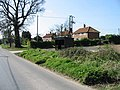 Houses on the W side of The Street, Dilham - geograph.org.uk - 405176.jpg