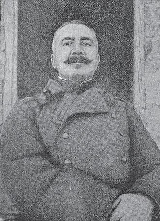 Hristo Tatarchev - Hristo Tatarchev as a surgeon in Bulgarian army during the Great war.