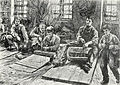 Hubert von Herkomer 1871 - Blind Basket-makers (The Graphic, Baldry).jpg