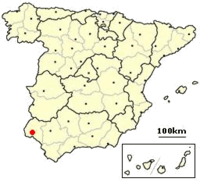 Huelva, Spain location.png