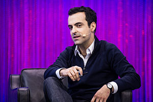 Hugo Barra - Barra at LeWeb 2013 talking about Xiaomi