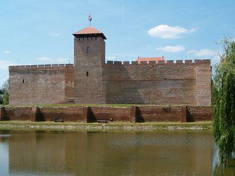 Gyula, Hungary - Gyula Castle
