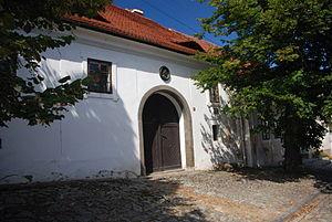 Husinec (Prachatice District) - Jan Hus home