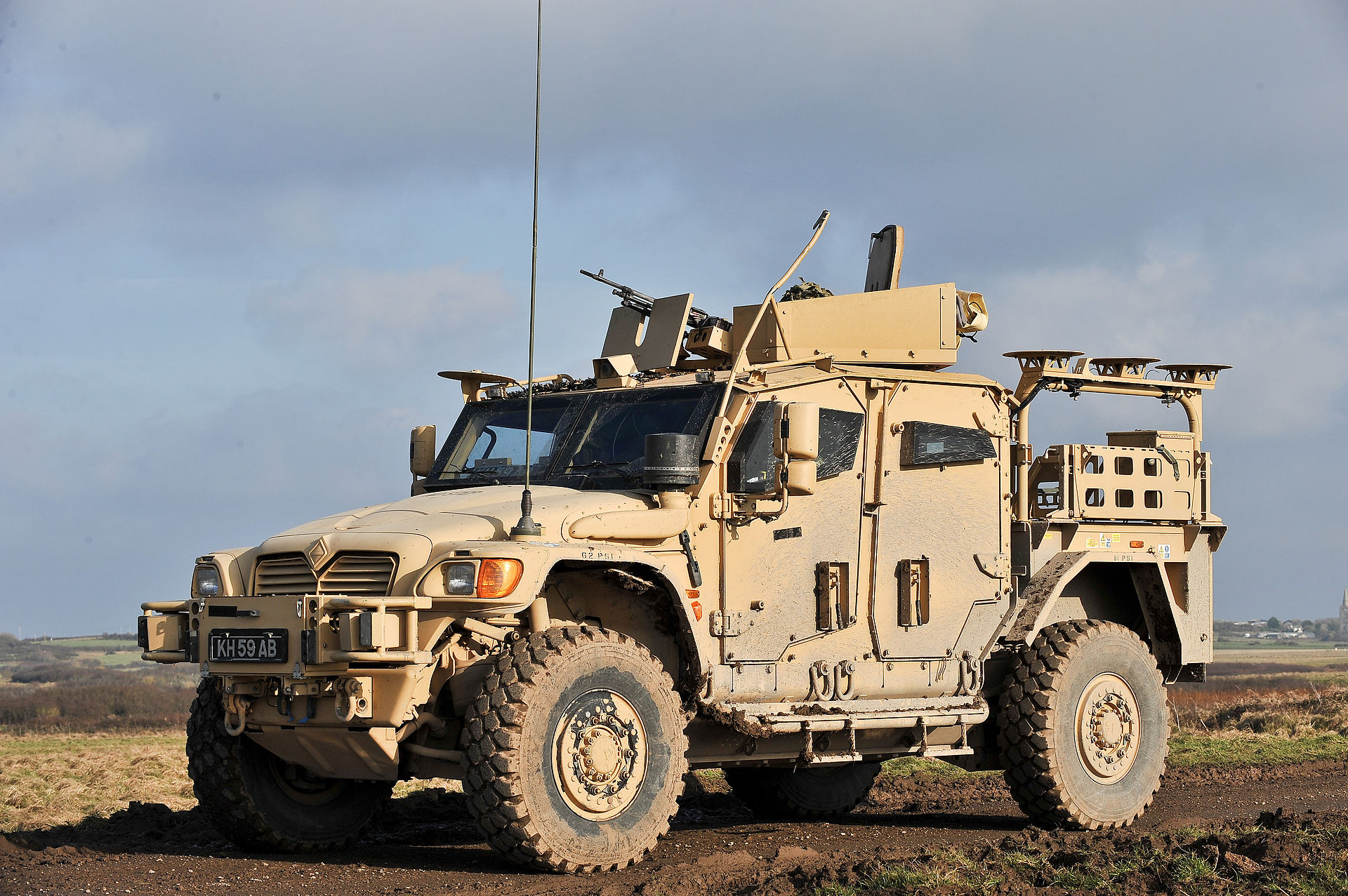 Armoured Vehicles For Sale >> International MXT-MV - Wikipedia