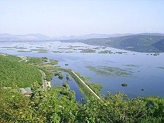 Svitavsko Lake