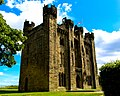 Hylton Castle In The Summer.jpg