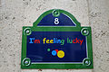 I'am feeling lucky, 8 Rue de Londres.jpg