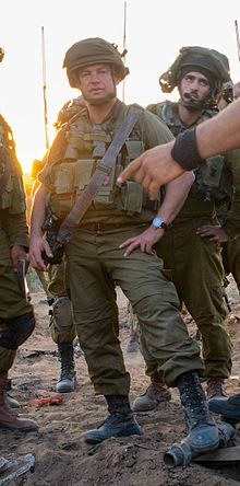 IDF Paratroopers Operate Within Gaza - Ofer winter.jpg