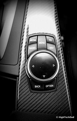 IDrive - 2015 BMW M3 (15980458906)