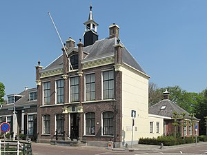 IJlst - Former Town Hall
