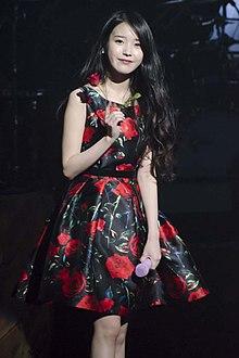 IU (singer) - Wikipedia