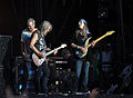 Ian Gillan, Steve Morse and Uli Jon Roth at Wacken Open Air 2013.jpg