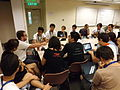 Iberocoop Meeting at Wikimania 2013 - 002.JPG