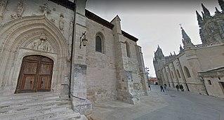 San Nicolás de Bari, Burgos cultural property in Burgos, Spain