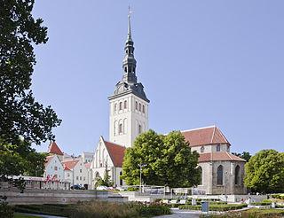 St. Nicholas Church, Tallinn Church in Tallinn, Estonia