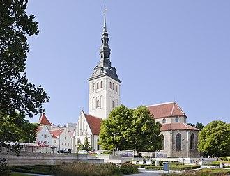 St. Nicholas' Church, Tallinn - St. Nicholas' Church, Tallinn