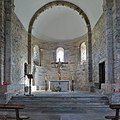 Iglesia de Santiago (Villafranca del Bierzo). Presbiterio.jpg