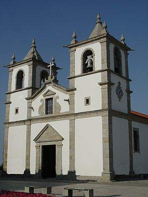 Esposende - Image: Igreja Matriz Esposende