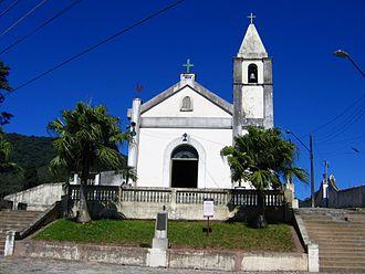 Paranapiacaba - Igreja matriz de Paranapiacaba