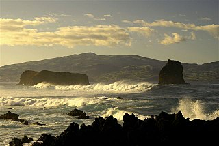 Madalena Islets islets in the Azores, Portugal
