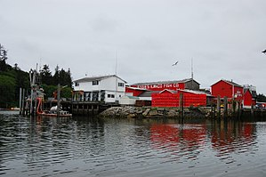 Ilwaco, Washington - Ilwaco harbor