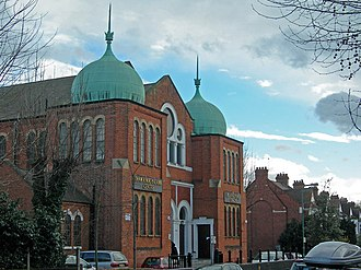 Queen's Park, London - Imam Khoei Islamic Centre
