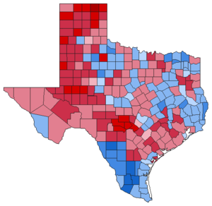 United States presidential election in Texas, 1980 - Image: Img.TX pre 1980