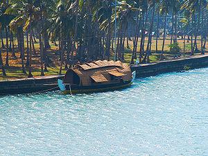 Chapora River boat