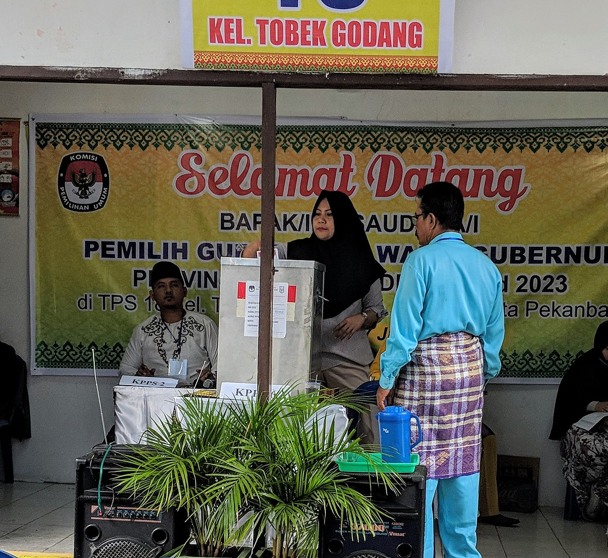 Indonesian Local Elections 2018 Wikipedia Murad Indonesia