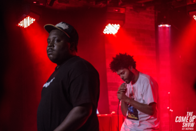 Picture of a band or musician: Injury Reserve