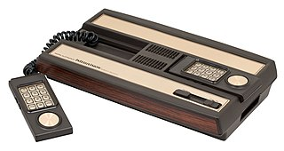 Intellivision Home video game console