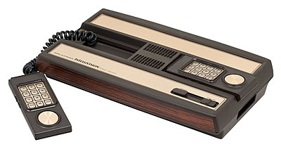 Intellivision was a home console system introduced in 1979. Intellivision-Console-Set.jpg