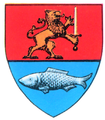 Interbelic Dolj County CoA.png