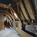 Interieur, zolder, kapconstructie, gedeeltelijk (zwart-wit afgedrukt) - 20000523 - RCE.jpg