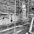 Interieur aanlsuiting stadsmuur tegen west-zijde toren. - Zwolle - 20228672 - RCE.jpg