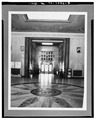 Interior,elevator lobby,first floor - Houston City Hall, 901 Bagby Street, Houston, Harris County, TX HABS TEX,101-HOUT,5-9.tif