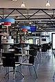 Interior of Oulu Airport Terminal 20120619 03.JPG